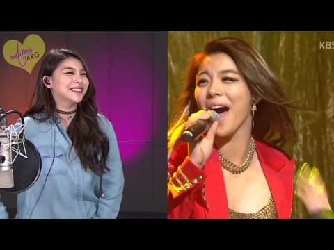 Ailee feat. Ailee - I Will Show You (Duo version)