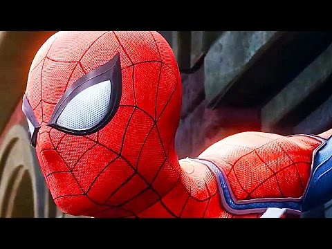 The Amazing Spider Man 1 Full Movie All Cutscenes