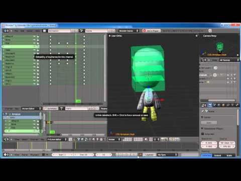 blender - http://cgcookie.com/blender/2010/05/13/game-enginecharacter-part-1/ In this first section of this Blender 2.5 Video Tutorial, I cover the creation of a game-...