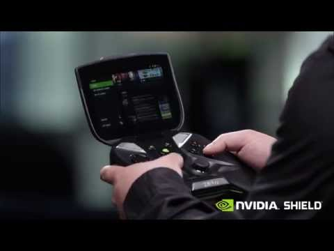 Nvidia Shield New Features Trailer
