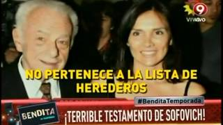 Video Terrible testamento de Sofovich MP3, 3GP, MP4, WEBM, AVI, FLV Agustus 2018