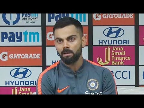 Video #INDvWI | Hopeful of a good performance against WI, says Virat Kohli download in MP3, 3GP, MP4, WEBM, AVI, FLV January 2017