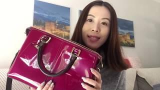 这是我的第一支视频哈灬希望大家喜欢~ 视频中的这只包包的地址如下: Tote Miroir...