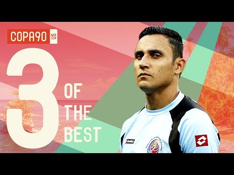 Video: The 3 Players That Define Costa Rica