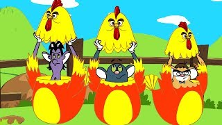 Rat-A-Tat  'Doggie Farmers Episodes'  Chotoonz Kids Funny Cartoon Videos