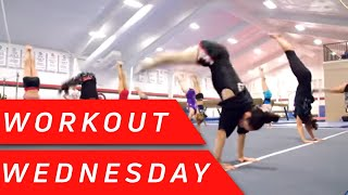 It's a summer Workout Wednesday with Georgia Elite! For a deeper dive into this practice, watch our Workout Insider:...