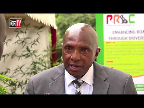 NTSA kuruguria mubango wa guthima ugima wa mwiri wa matereba riria mari wira-ini (видео)