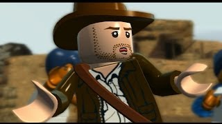 Video LEGO Indiana Jones 2 - All Cutscenes MP3, 3GP, MP4, WEBM, AVI, FLV April 2018