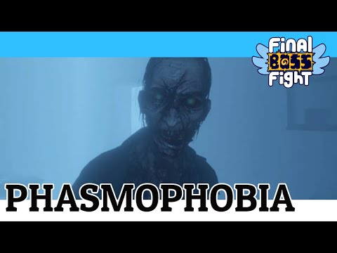 Video thumbnail for Feeling Salty – Phasmophobia – Final Boss Fight Live
