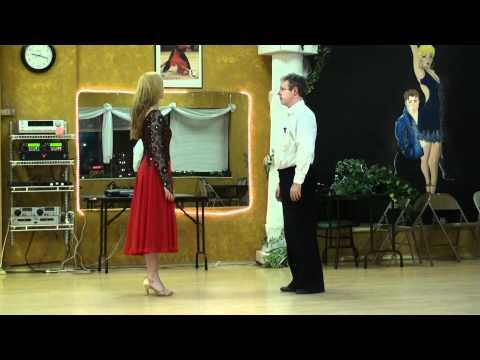 Argentine Tango Lesson 4, Back Ochos