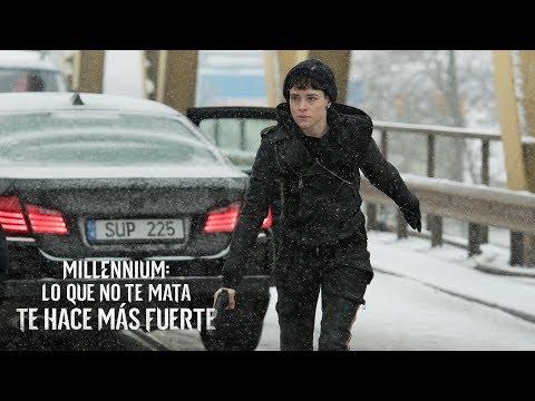 Millennium: Lo que no te mata te hace más fuerte - Hacer justicia?>