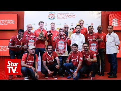 A Taste Of Anfield At One Utama
