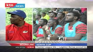 Scoreline 1st May 2016 - Kenya Cup Rugby Tournament