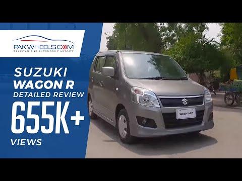 Wagon R - PakWheels Review