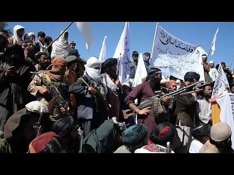 USA/Afghanistan: Luftschlag gegen die Taliban - bricht das frische Friedensabkommen?