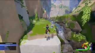 Kingdom Hearts III E3 2015 Gameplay Trailer - YouTube