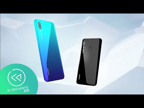 Huawei P Smart 2019 llega a MГxico  El Recuento Go