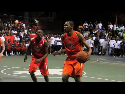 Kevin Durant Rocked Harlems Rucker Park With 66 Points | Video