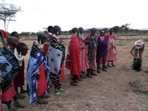 0 Maasai Song Exchange