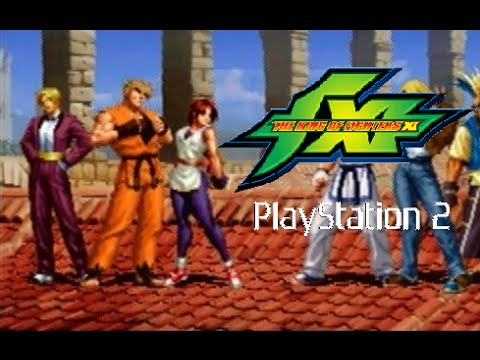 The King of Fighters XI Playstation 2