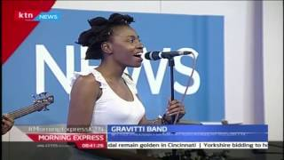 Morning Express: Friday Chat With Gravitti Band, 19th August 2016