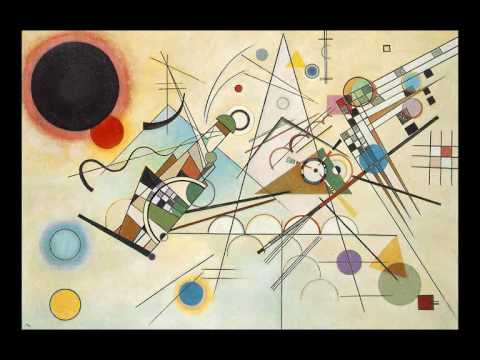 Animated Art - Wassily Kandinsky