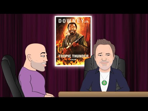 A Tropic Thunder Moment - JRE Toons