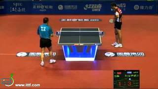 Pro Tour China Open. A. Liventsov (RUS) vs Ma Lin (CHN) 4:3 !!!