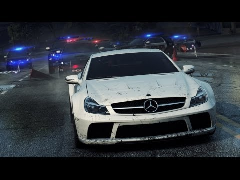 Need for Speed� Most Wanted Gameplay Video #3 -- Finde es, fahre es!