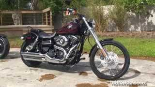 5. New 2014 Harley Davidson Dyna Wide Glide Motorcycles for sale - Panama City, FL
