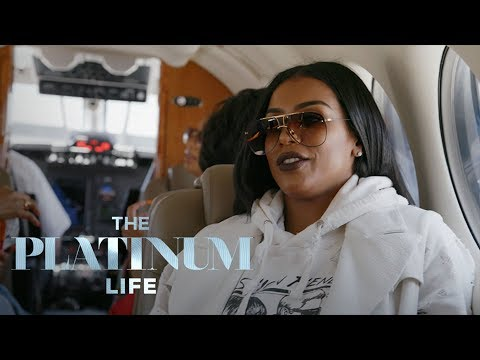 Asiah Collins & Crystal Smith Get Into a Shouting Match   The Platinum Life   E!