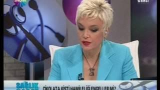 Çikolata Kisti Hamileliği Engerller Mi? - ShowTV Sağlık Haber - Prof. Dr. Süha Sönmez - 27.01.2011