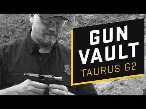 USCCA Gun Vault - Taurus Millenium G2 (видео)