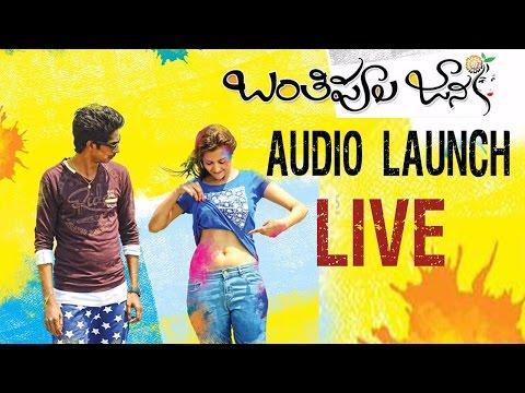 Banthi Poola Janaki Movie Audio Launch || LIVE || Dhanraj, Deeksha Panth
