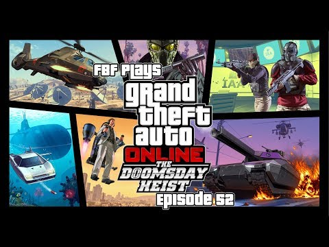 Video thumbnail for Grand Theft Auto V: Doomsday Part 52