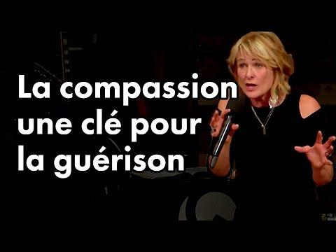DENISE GOULET - La compassion, une clé pour la guérison - Soirée Miracles & Guérisons
