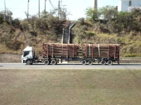 Caminhões Brasileiros Gigantes/