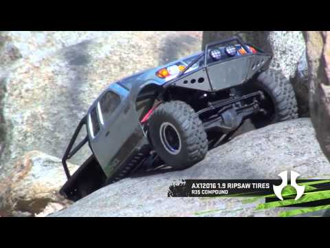 axialvideos - Axial AX12016 1.9 Ripsaw Tires (R35 Compound)