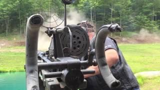 Stone Mountain MG Shoot 20mm Oerlikon