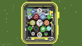Apple Watch in Minecraft