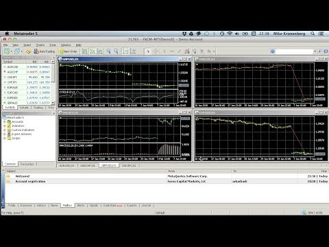 WineBottler | How to Install Metatrader 4 and 5 on a Mac