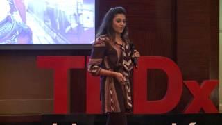 Inspiration, Henna&Harmony : Sara Mush at TEDxHongKong2013