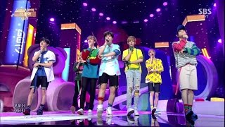 "Video GOT7 ""Intro"" & ""딱 좋아(Just right)"" Comeback Stage @ SBS Inkigayo 2015.07.19 MP3, 3GP, MP4, WEBM, AVI, FLV Juni 2018"