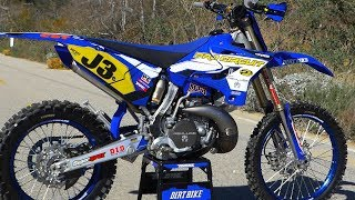 7. Project 2018 YZ250X 2 Stroke -Dirt Bike Magazine