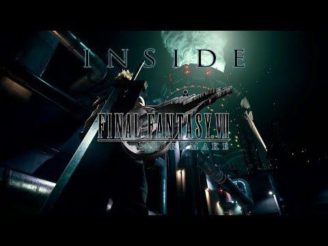 Inside FINAL FANTASY VII REMAKE – Épisode 1 : Introduction de Final Fantasy VII Remake