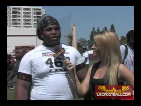 Antwaun Woods Interview 5/5/2010 video.