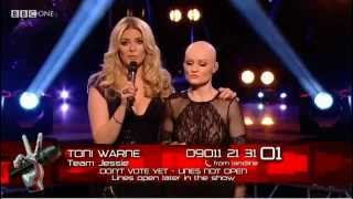 [FULL] Toni Warne - Proud Mary- Live Show 2- The Voice UK