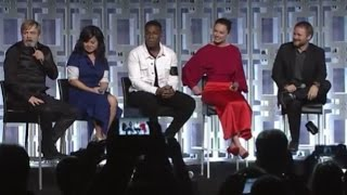 Video Star Wars The Last Jedi Panel FULL - Star Wars Celebration 2017 Orlando MP3, 3GP, MP4, WEBM, AVI, FLV Desember 2017