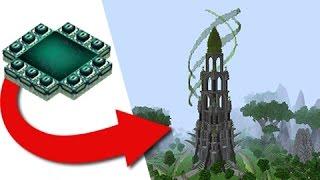 How To Transform An End Portal - EPIC Build!