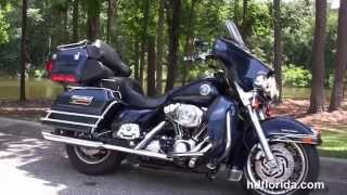 8. Used 2004 Harley Davidson Ultra Classic Electra Glide Motorcycles for sale